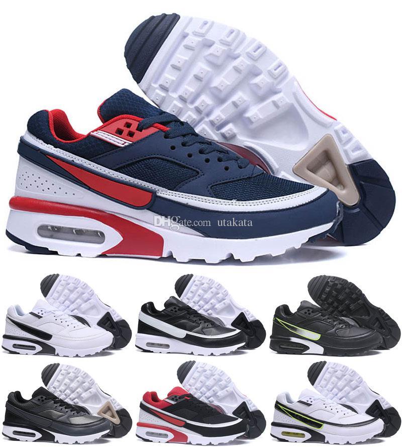 wholesale dealer 724bc ebd3d Acquista 2017 Original BW Scarpe Uomo Donna Uomo Sneakers Alta Top Skate  Moda Uomo Sneakers Da Ginnastica Zapatillas Hombre A  62.7 Dal Utakata    DHgate.Com