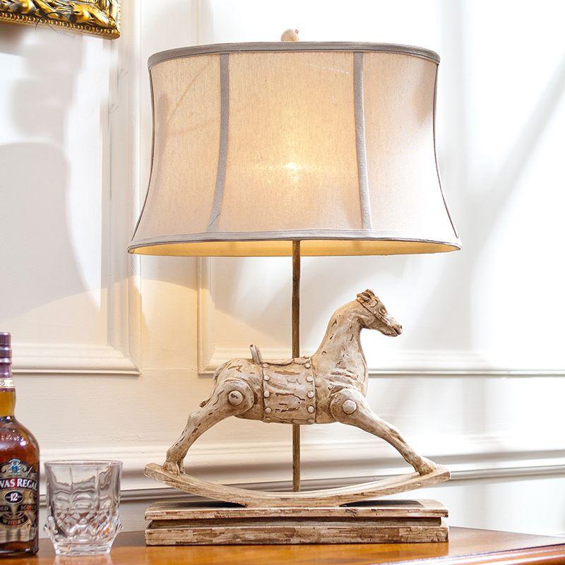 2018 retro bed room trojan horse table lamp luxurious living room 2018 retro bed room trojan horse table lamp luxurious living room decoration abajur table lamp for bedroom lamparas de mesa free ship from yuancao aloadofball Gallery