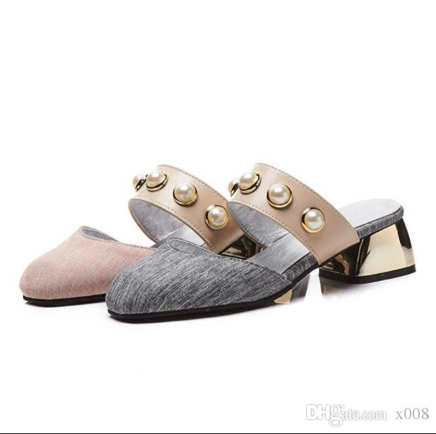f6a3c2b5514d29 Wedge Sandals 2018 Spring Genuine Leather Bowknot Pointed Toe Flat Woman  Slippers Slip On Butterfly Loafers Mules Flip Flops Canvas Wedge Sandals  Slipper ...