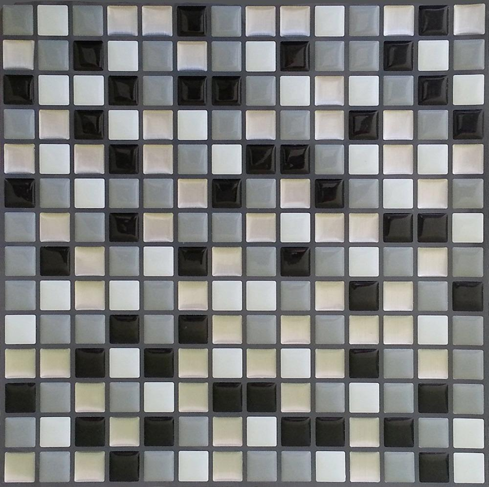 Wholesale Backsplash Tile For Kitchen Marble Square Peel And Stick