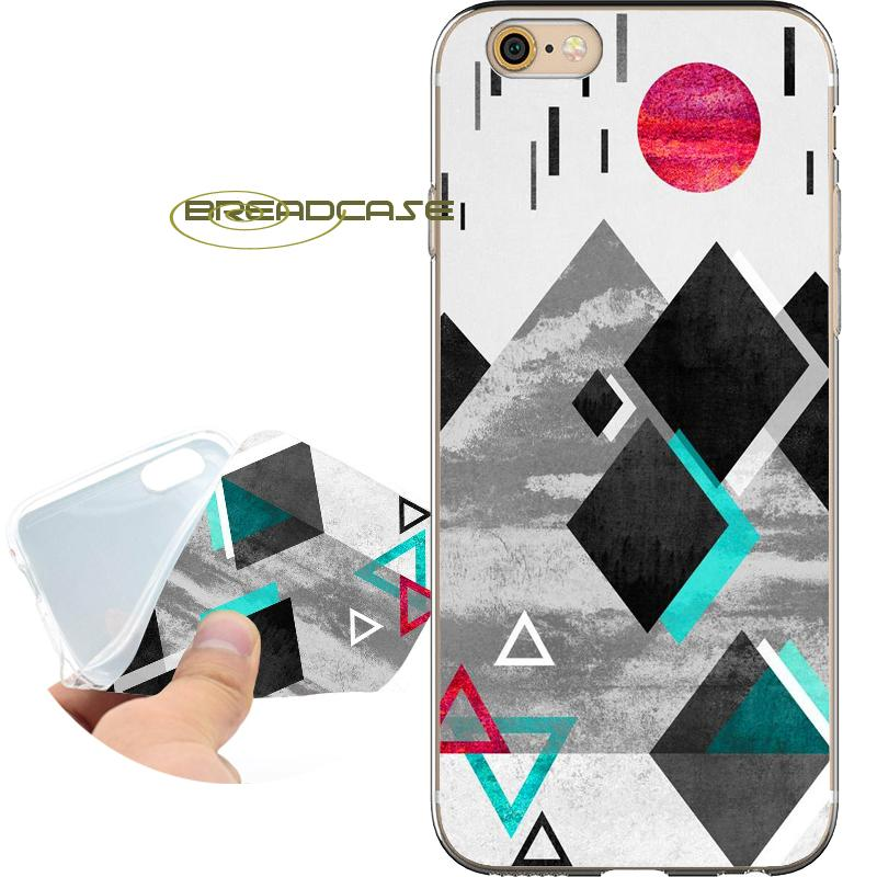 los angeles 9921f 9f2f6 Anti Gravity Pattern Cases for iPhone 10 X 7 8 6S 6 Plus 5S 5 SE 5C 4S 4  iPod Touch 6 5 Clear Soft TPU Silicone Cover.