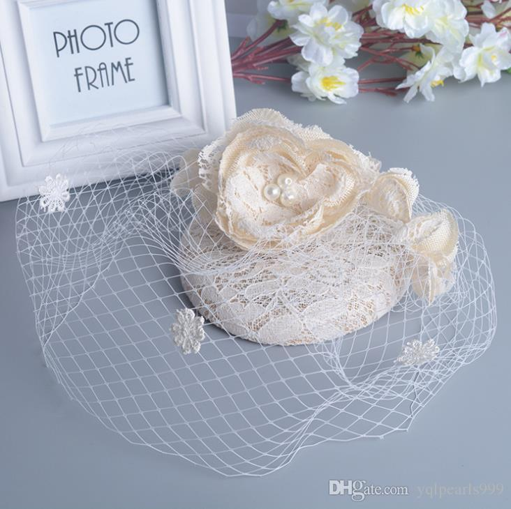 Handmade hemp flowers, headwear, hat, wedding dress, accessories, veil, bride accessories