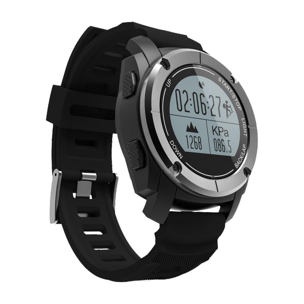 S928 Sport Smart Uhr GPS Outdoor mit Bluetooth Sport Daten Tracking IP66 wasserdichte Smart Fitness Armbanduhr für Android und Iphone