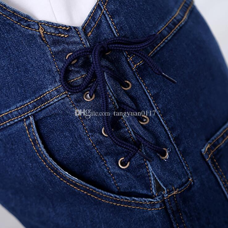 Maternity bib pants women clothing spring autumn jeans plus size strap trousers winter bigger denim jumpsuit things for girl