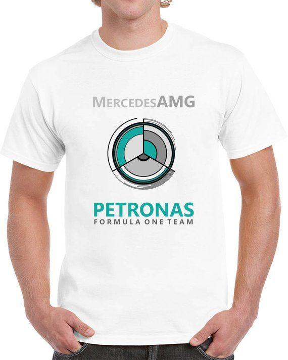 81b5213749 Compre Camiseta Mercedes AMG F1 Petronas Mens Roupas De Automobilismo Top  De Lewis Hamilton Equipe De Automobilismo De Fórmula 1 De Chenximei006, ...