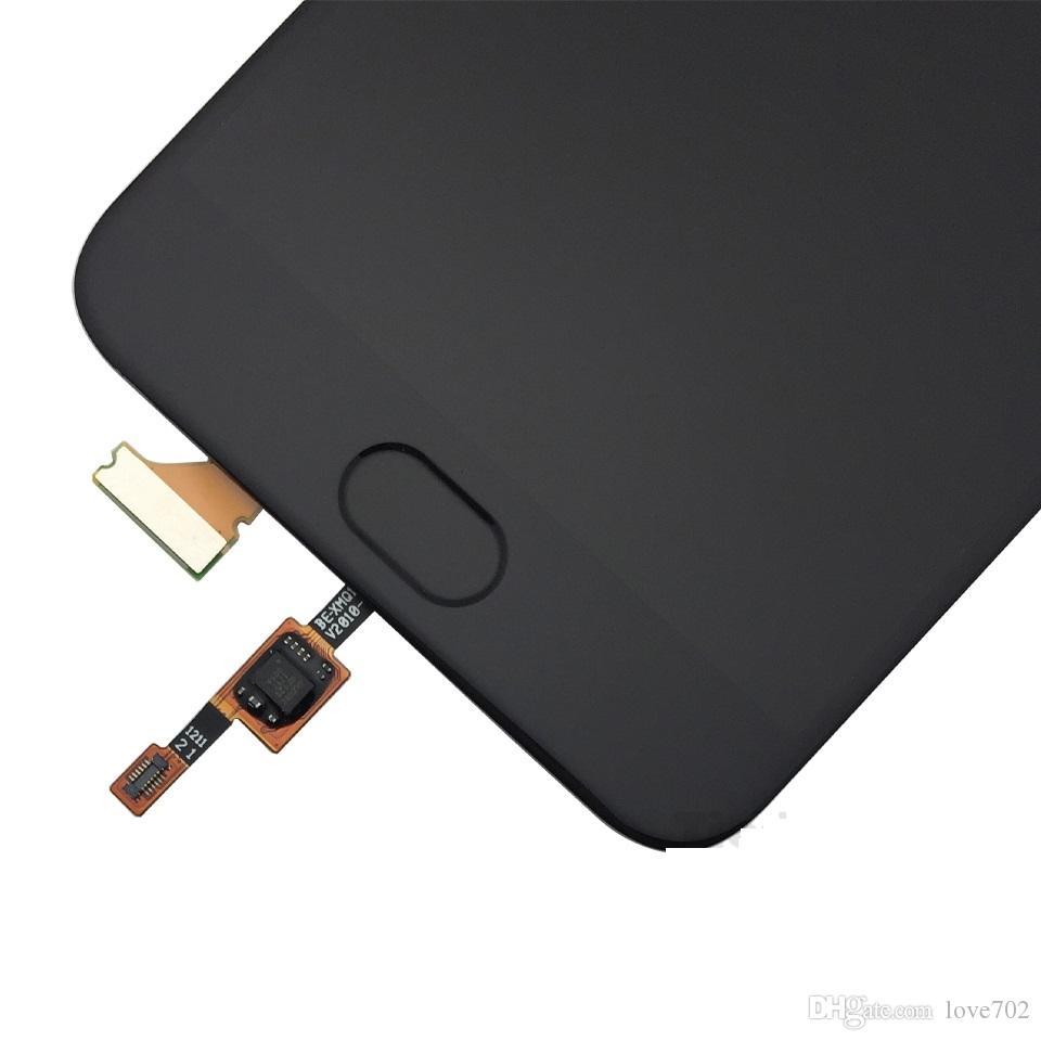 Xiaomi Mi6 LCD Con display impronte digitali + Touch Screen 100% nuovo FHD 5.15