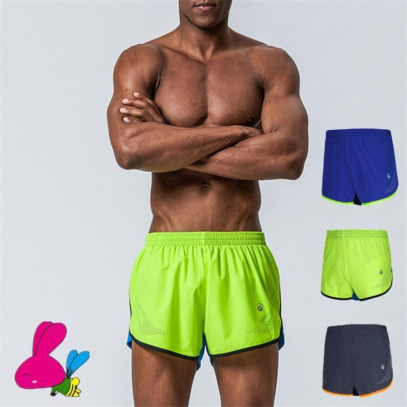 Respirant Hommes Taille Rapide Fitness Court Homme Running Gris Gym À Noir Séchage Sports Grande Shorts 8n0OPkw