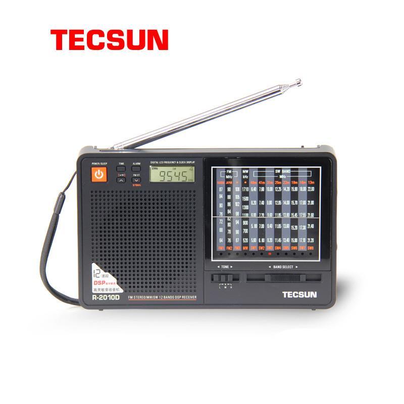 Digitale Tuning Lcd Empfänger Tf Mp3 Rec Player Tragbare Am Fm Sw Volle Band Radio Radio