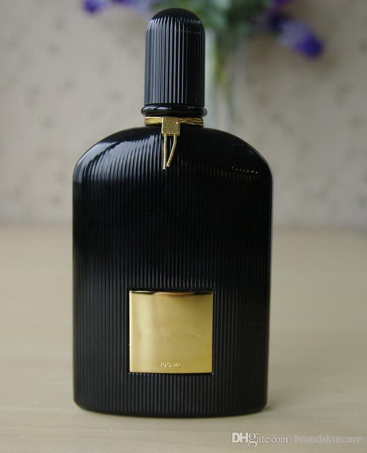 La Qualité Eau Hommes Orchid Pour Célèbre Durable Parfum 100Noir Supérieure Black De WrdCxoBe