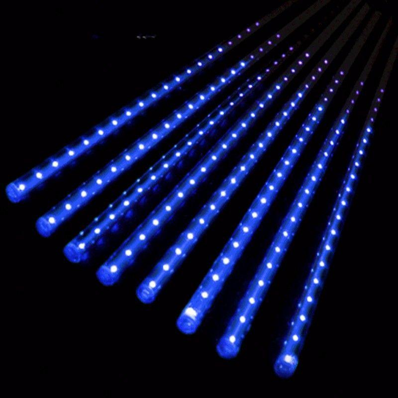 20/30/50CM Meteor Shower Rain Tube LED Christmas Light Wedding Garden Xmas String Light Outdoor Wedding Holiday Lighting Idea