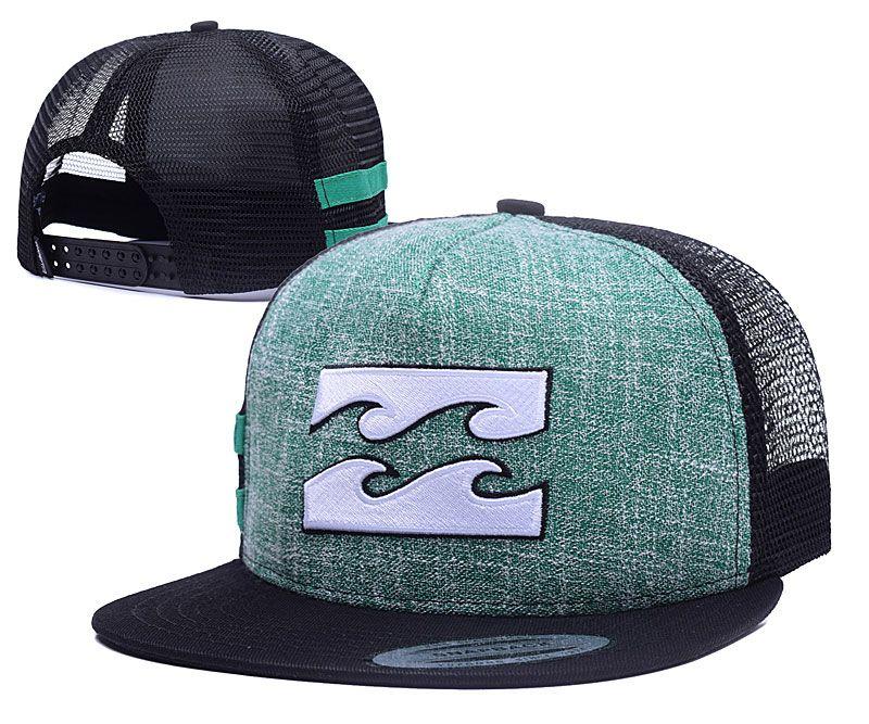 8ce3efd092c ... czech 2018 newest hot cheap fashion billabong snapback caps hats men  women sport summer truck mesh