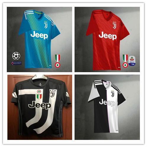 f2795e32251 RONALDO JUVENTUS Soccer Jersey 19 20 JUVE Home DYBALA HIGUAIN ...