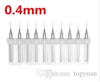 3.175mm Shank Micro Drill Bits 0.3/0.4/0.5mm PCB Carbide Drill Bit CNC Engraving Tool