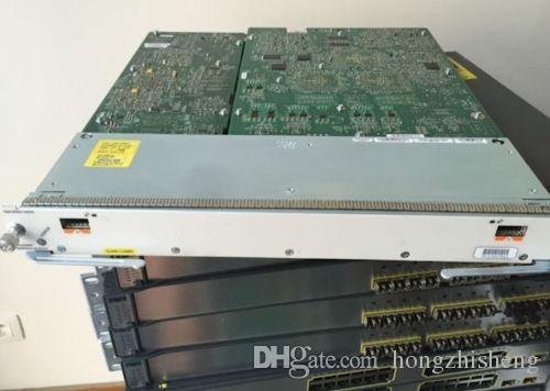 Placa de equipamentos de roteador Ethernet Services 20G Linha Cards 7600-ES20-10G3C V03