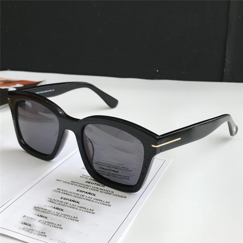 8a4bdfc76826 New Fashion Designer Sunglasses 0681 Square Frame Popular Style for ...