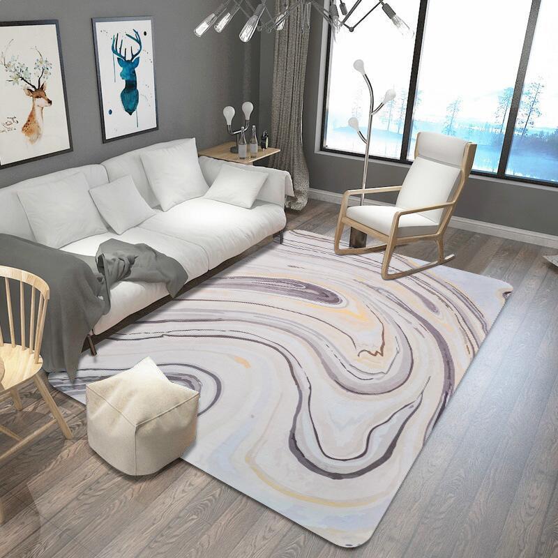 Nordic style Marble Pattern Carpets for Living Room Bedroom large Area Soft  Rugs Home Floor Bedroom Carpet Kids Room Decor rug