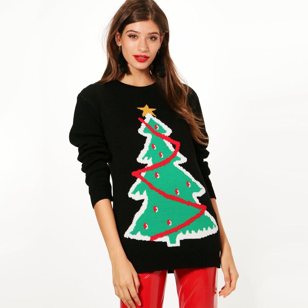 Großhandel 2018 Neue Mode Frauen Gestrickte Pullover Häkeln
