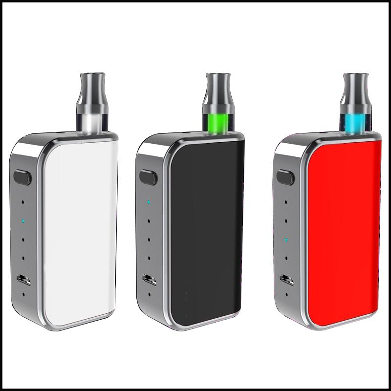 Komodo C5 Vape Battery Magnet Box Mod With Preheat and Variable Voltage Fit For Thick Oil Cartridges from Cito Pro
