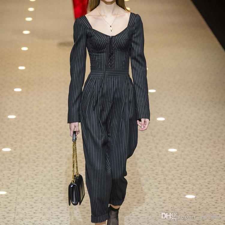 2019 2019 Fashion Women S Jumpsuits Pants Suits Classy Women S Work