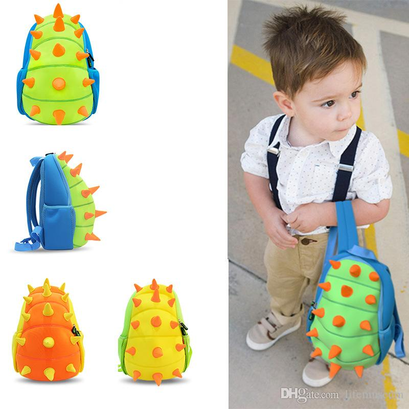 Upgraded Kids Insulated Toddler Backpack With Safety Harness Leash