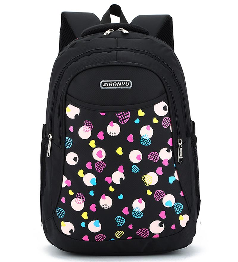 NEW Lovely Children S School Bag High Quality Backpacks For Teenage Girls  Widened S Type Shoulder Strap Lighten The Burden Cool Backpack Companies Big  ... 49bb12ee89