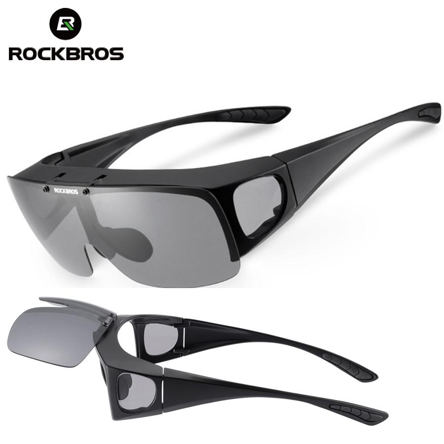 77bc3a668ae2 2019 ROCKBROS Cycling Glasses Polarized Anti UV Outdoor Sports Bicycle Sun Glasses  Bike Goggles For Men Women Myopia Eyewear From Pearguo
