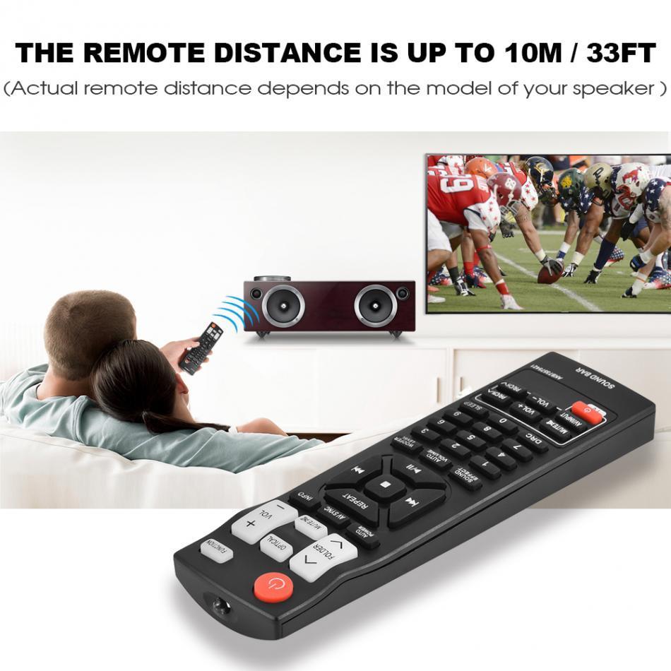 Remote Control Controller for LG Soundbar AKB73575421 NB2420A NB3520A  NB4530B Smart LCD LED TV Remote