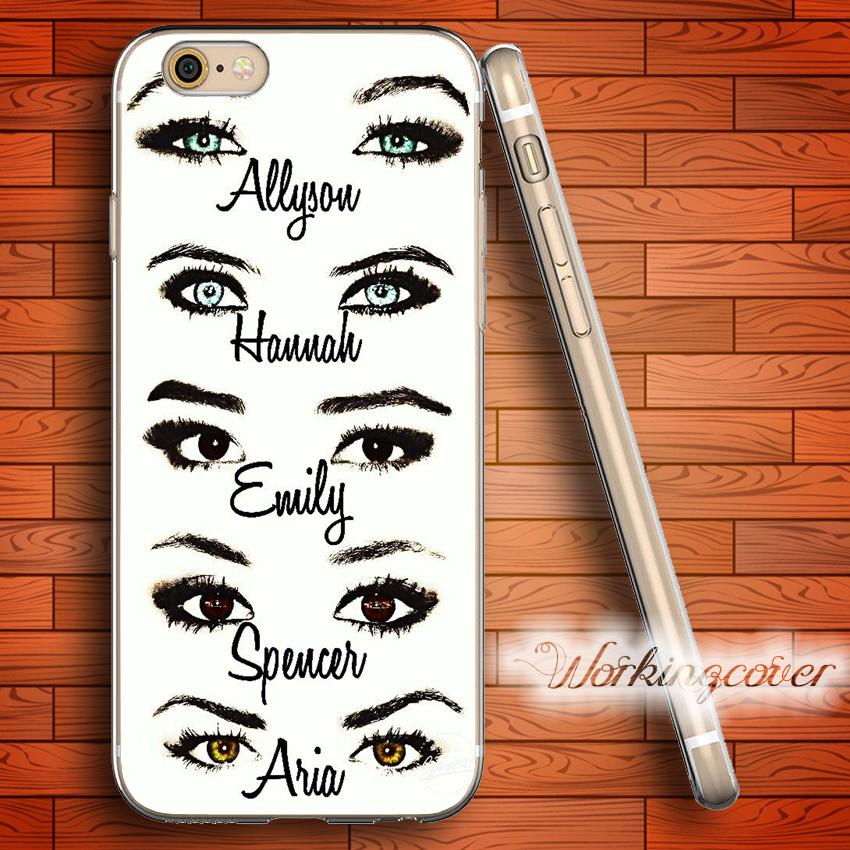 coque pretty little liars iphone 7