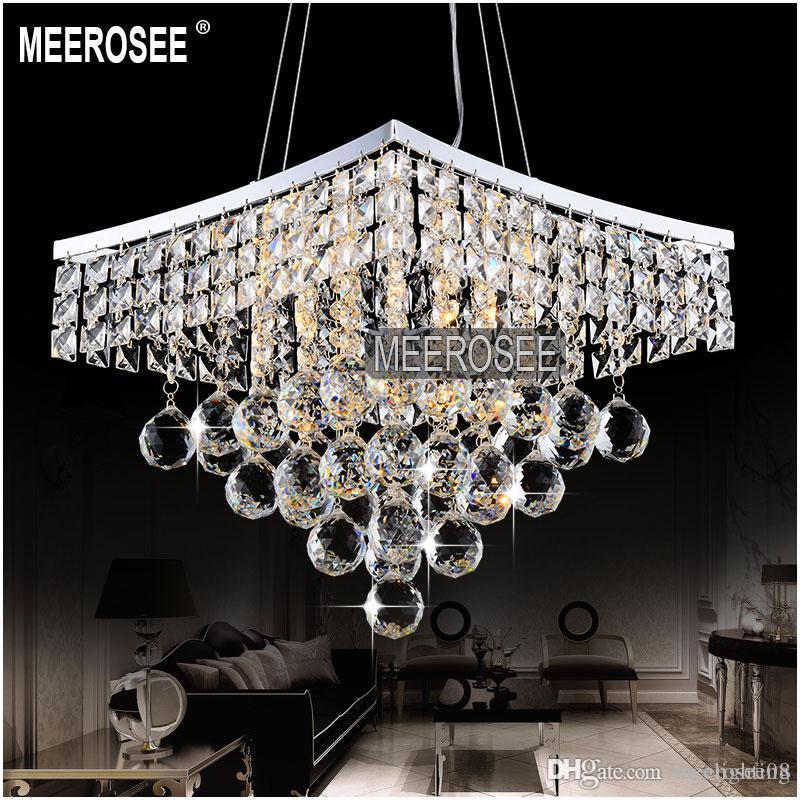 turquoise pendant lighting jellyfish glass square shape crystal pendant lamp light lighting fixture for dining room suspension md8795