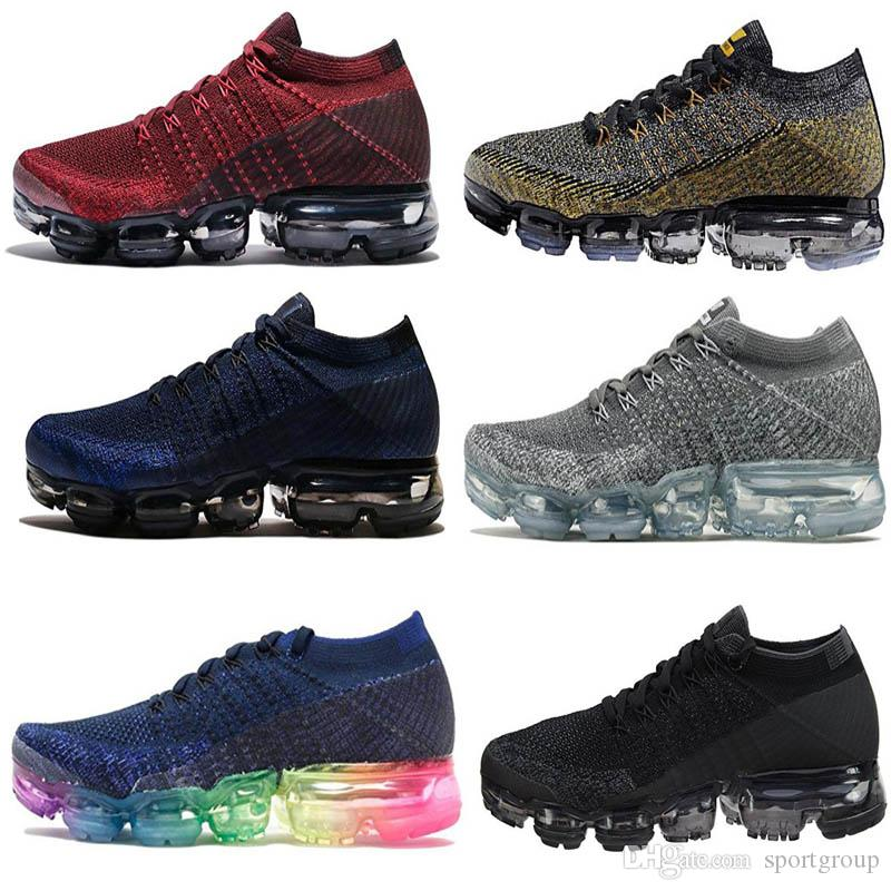 2018 Shoes Rainbow True Acquista Vapormax Sea mNnvw08