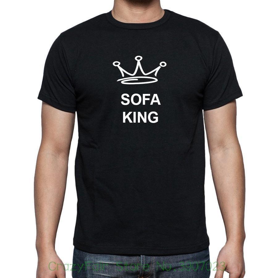 Großhandel Sofa König T Shirt Größe S Xxl Großes Geschenk Geschenk