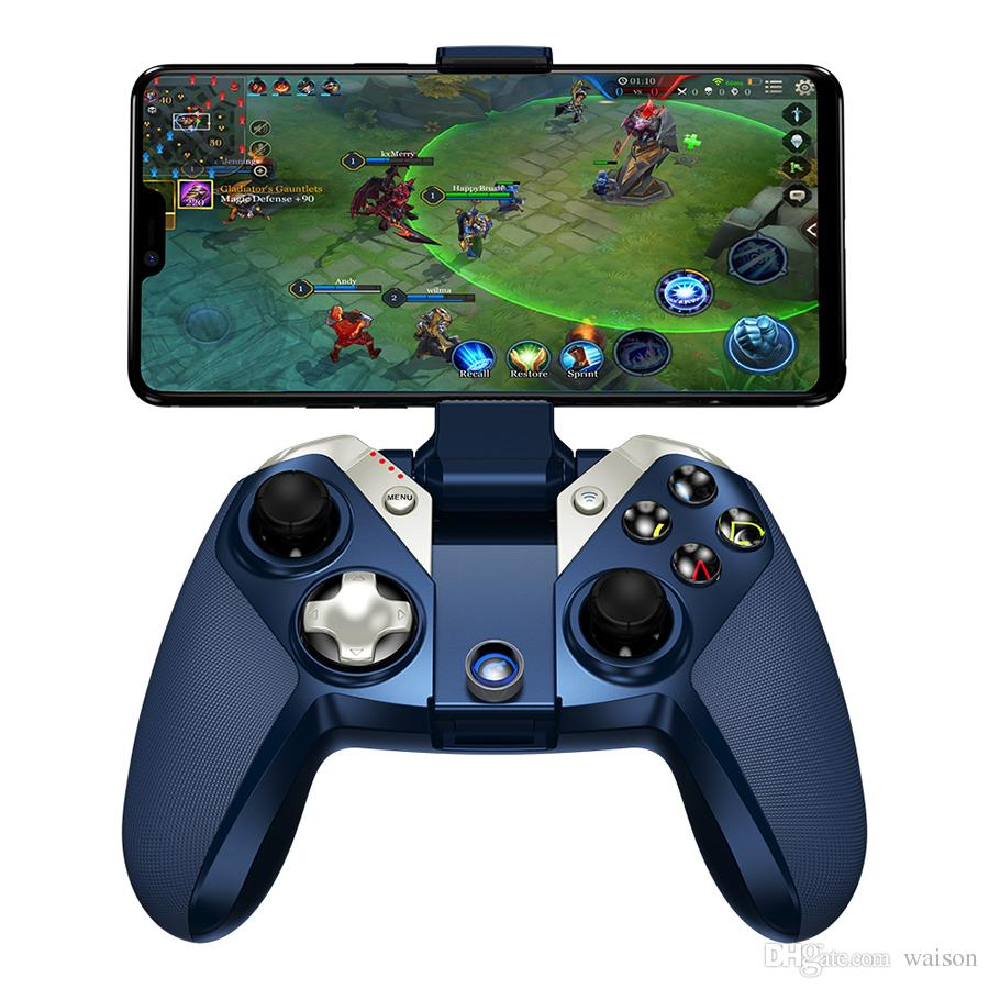 GameSir M2 MFi Bluetooth Game controller Wireless gamepad for iOS iPhone iPod Mac Apple TV With Retail Package