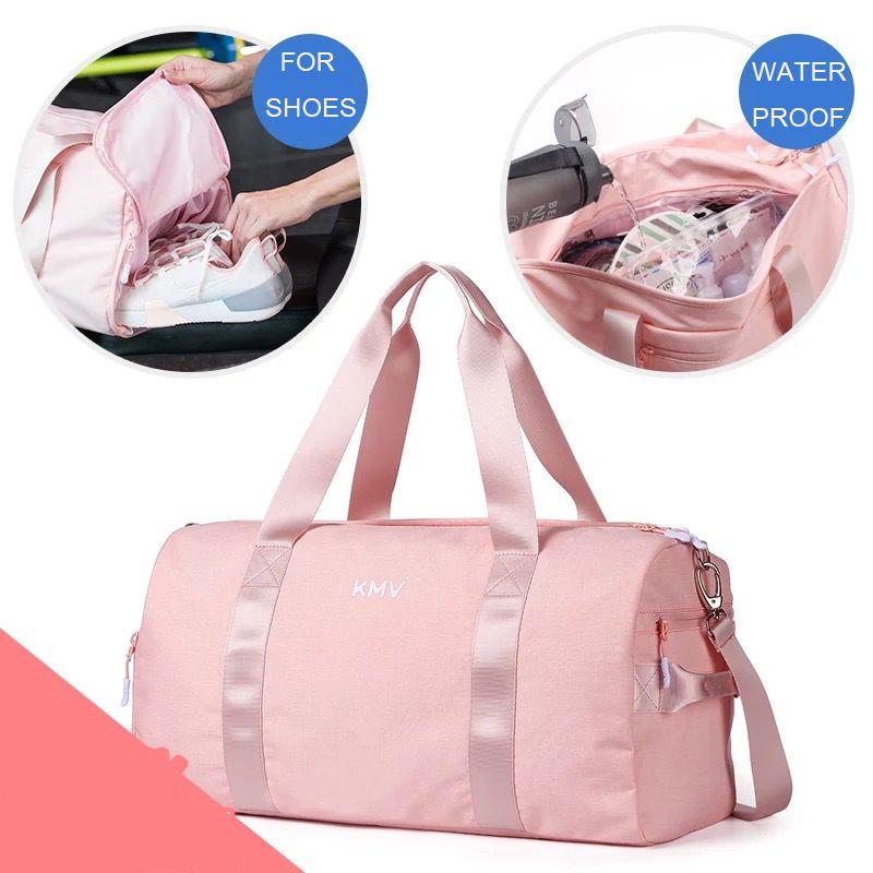 703bfbe931 New Fashion Women Travel Duffle Bag Luggage Handbags Large Capacity Nylon  Sport Tote Bag Work It Out Gym Bag Hobo Handbags Italian Leather Handbags  From ...