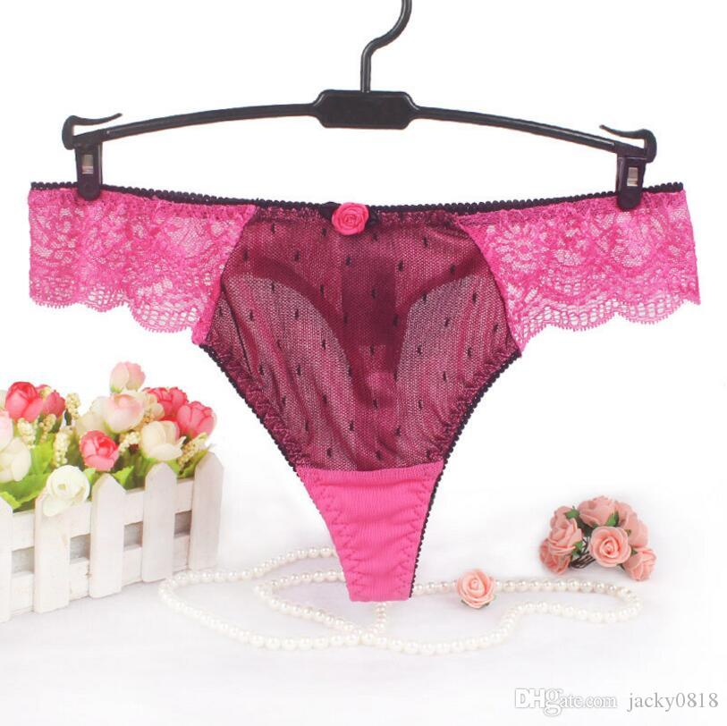3e41be7ecdca4 Plus Size Women Panties Underwear Women Thongs G-string Tanga ...