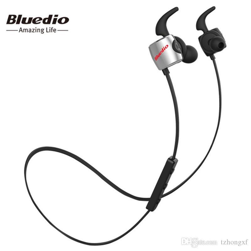 Acquista Bluedio TE Sport Auricolare Bluetooth   Auricolari Wireless Con  Microfono Incorporato Auricolare A Prova Di Sudore Telefoni E Musica A   14.38 Dal ... 0eedc1fe4476