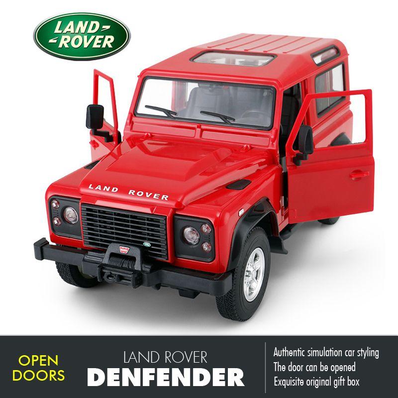 Rastar Rc Car 1 14 Landrover Suv Remote Control Toys Car Radio