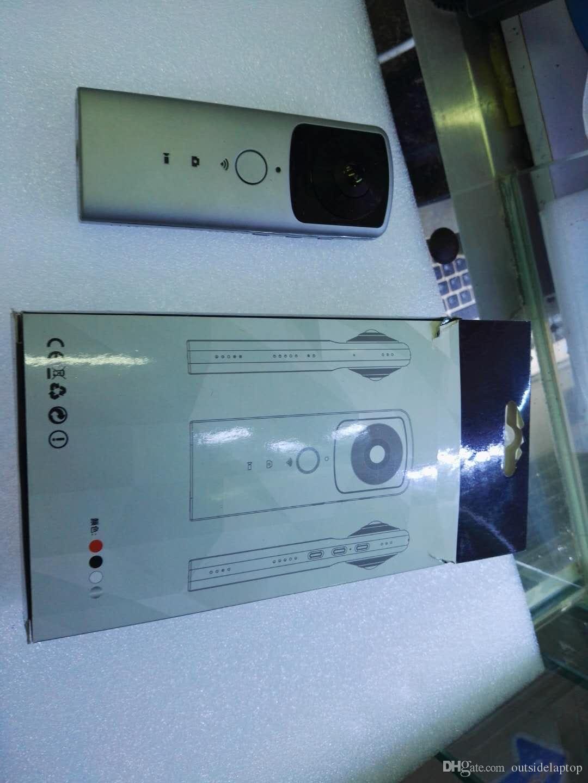 720 Degree Portable VR Panorama Camera WiFi Panoramic Video Recorder Mini  Sports Action Camera Mini Travel Life DV
