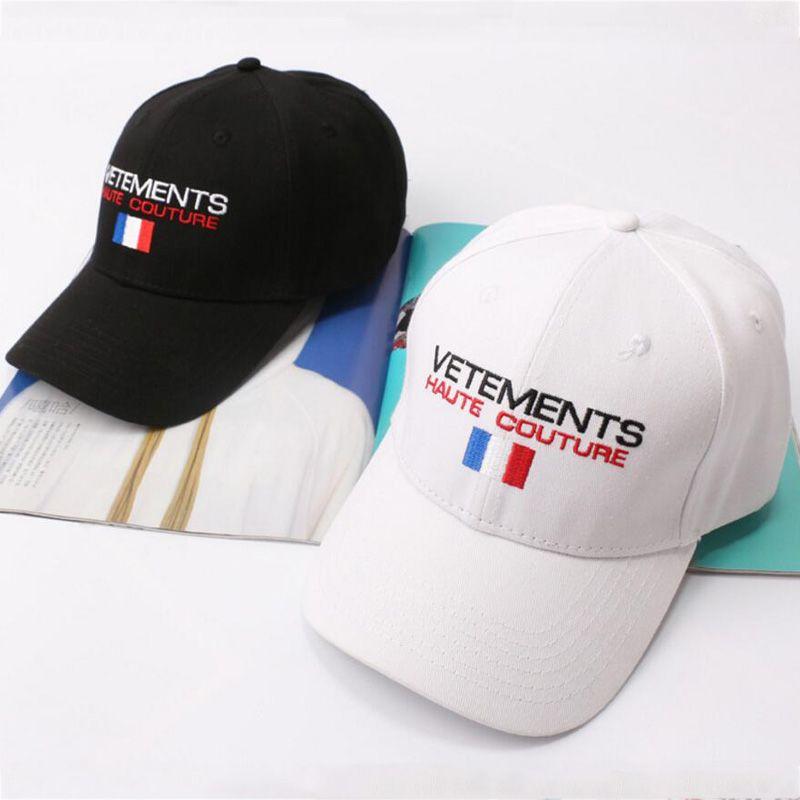 Vetements Haute Couture Baseball Cap Snapback Hip Hop Drake Men Women  Camping Hunting Outdoor Summer Visor Beach Sun Hats Trucker Caps 2018 Caps  Online Hats ... 7446e9abf5f