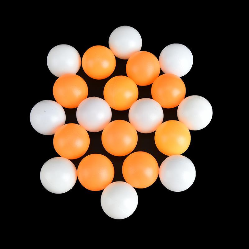 03e556557 Compre Para Acessórios De Treinamento De Competição Diâmetro 40mm Amarelo  Branco Profissional Tênis De Mesa BallPong Bolas De Yvonna
