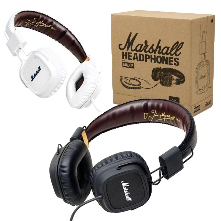 Acheter Marshall Major Casque Avec Micro Bandeau Casque Bass