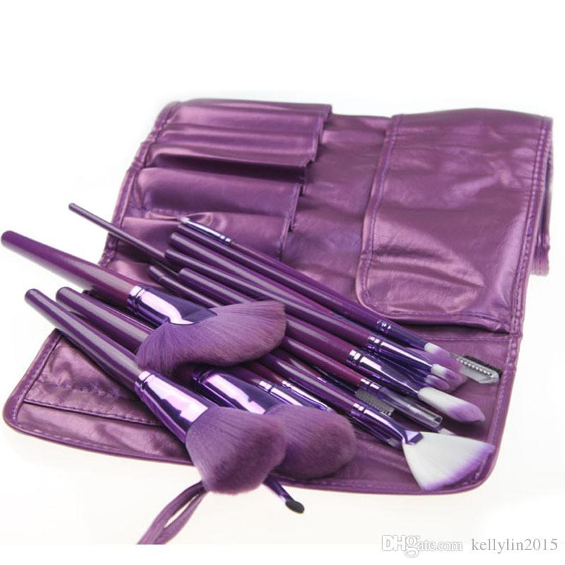 Makeup Brushes Sets Professional Eyes Eyeshadow Brush Powder Foundation Eyeliner Lip Cosmetic Tool Make Up Brushes Kit with Cases