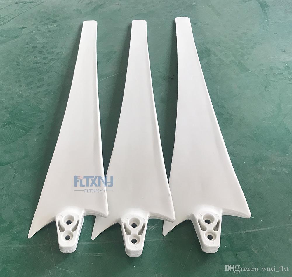 Diy Blades Factory Shipped Horizontal Generator Turbine Blades 100w