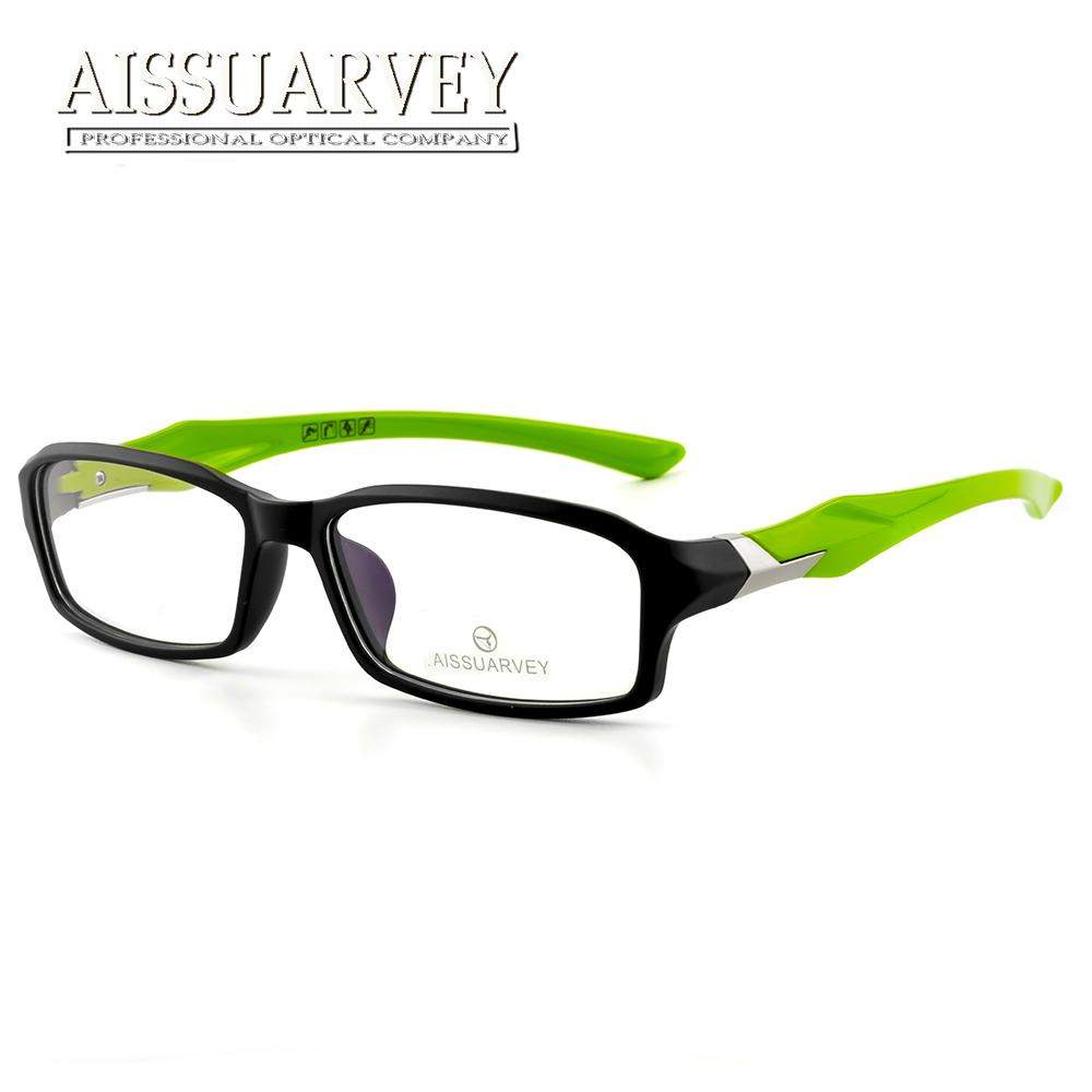 c1c37eaa69 2019 Sport Eyeglasses Frames For Men Optical Eye Wear Prescription Goggles  For Man Students Boys Glasses Frames With Clear Lenses From Greenparty