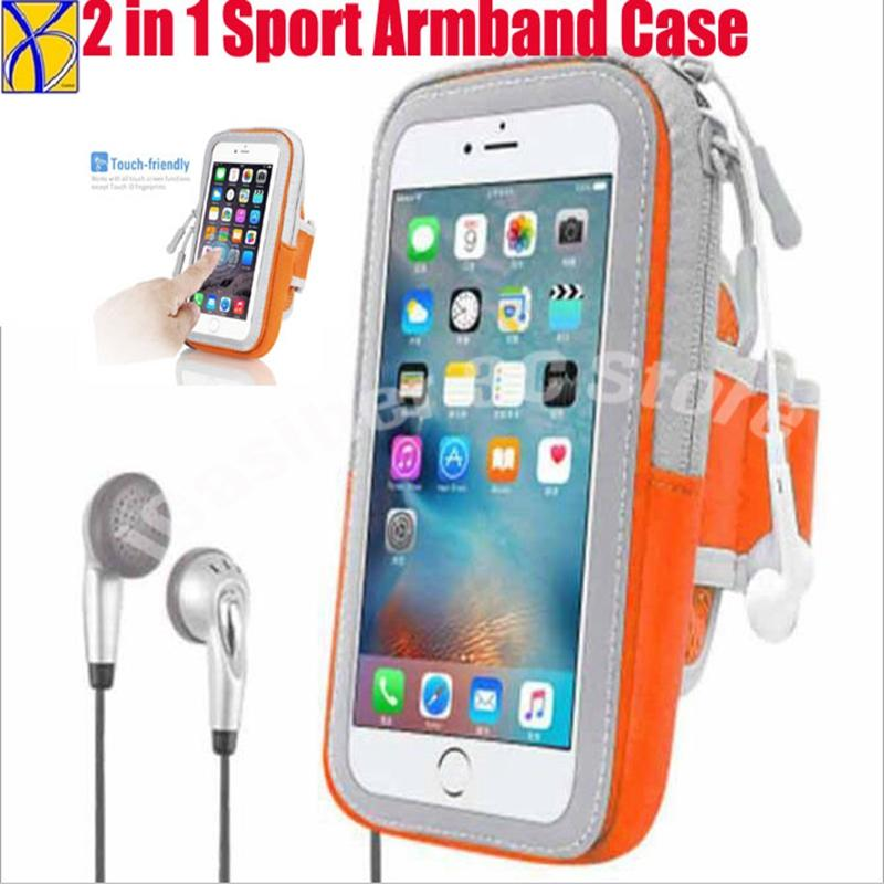 big sale 10333 3189e Armband Arm Band Waterproof Phone Case Cover Running Sports Belt Pouch Bag  For Iphone X 8 7 6 6s Plus For Samsung S7 S8 Edge S9