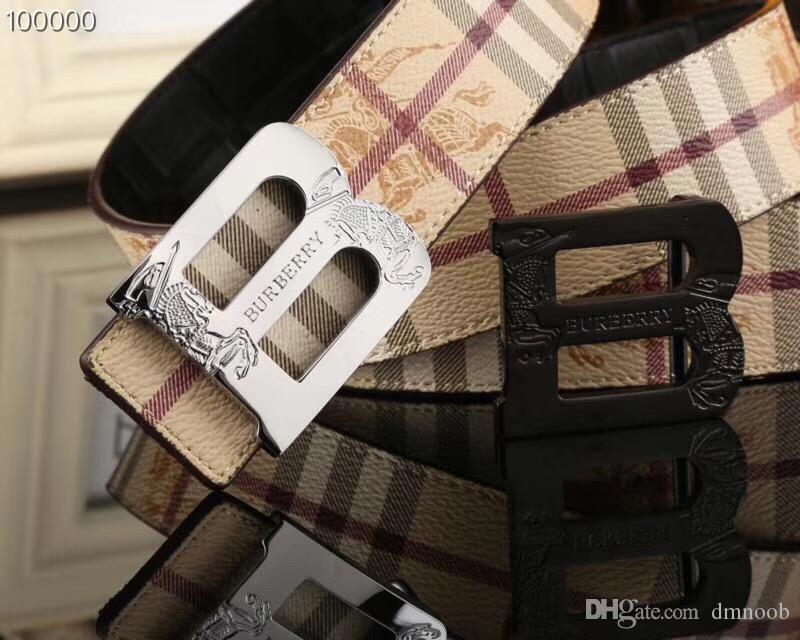 ae05020cc95a6f Großhandel Designer Herren Und Damen Ceinture Echtes Leder Gürtel Für  Männer Metall Schnalle Rindsleder Echtes Echtes Leder Von Dmnoob, $86.3 Auf  De.Dhgate.