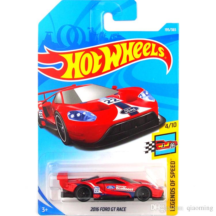 Hot Wheels  Ford Gt Race Car Model Toy  From Qiaoming   Dhgate Com