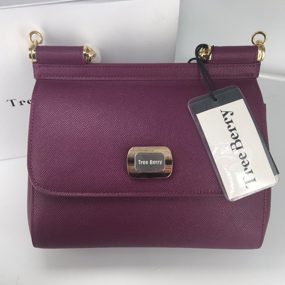 25cm And 20cm Italy Style Bags Women Genuine Leather Handbag Woman High  Quality Vintage Messenger Bag Missfat Handbags Purses From Universe111 044985cf3e43e