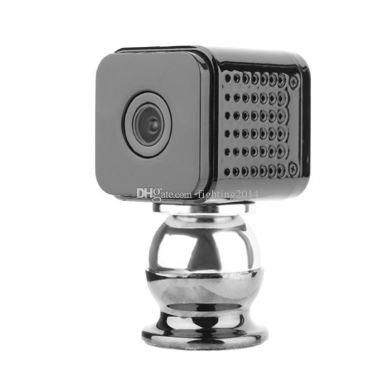 Mini Câmera IP Wifi Visão Noturna Infravermelha HD 1080 P Mini Filmadora De detecção de Movimento De Gravação De Voz De Vídeo Mini DV 140 Graus De Grande Angular