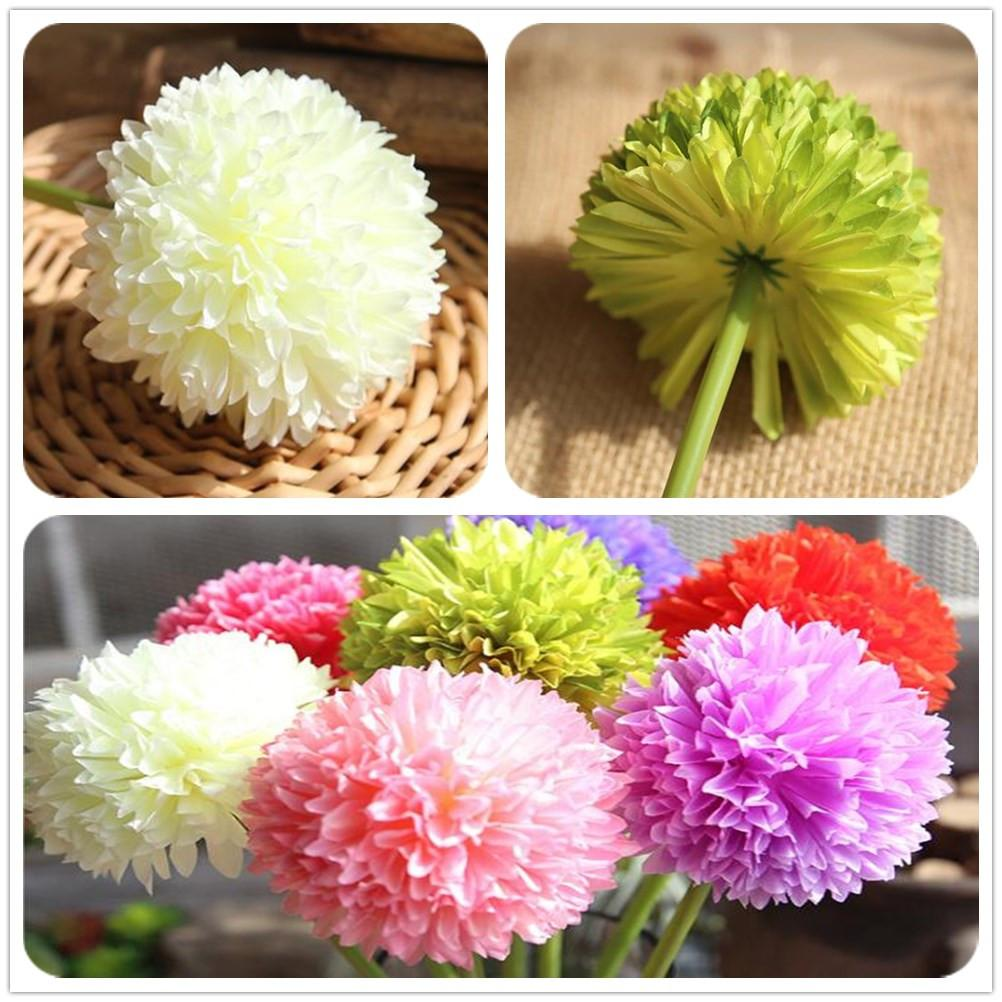 2018 lin man single branch flower cheap artificial hydrangea flower 2018 lin man single branch flower cheap artificial hydrangea flower ball diy silk hydrangea accessory for home wedding decoration fake flores from izmirmasajfo