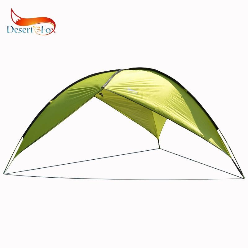 Desertu0026Fox Sun Shelter Beach Tent 4.8*4.8*2m Outdoor C&ing Travel Picnic Waterproof Large Space Shade With Portable Handbag Shelter For Women La Shelters ...  sc 1 st  DHgate & Desertu0026Fox Sun Shelter Beach Tent 4.8*4.8*2m Outdoor Camping Travel ...